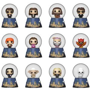 [Harry Potter: Mystery Minis Snow Globes (Product Image)]