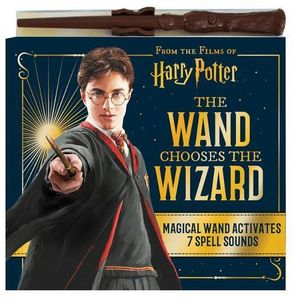 [The Wand Chooses The Wizard (Hardcover) (Product Image)]