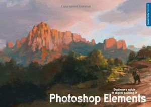[Beginner's Guide To Digital Painting Photoshop Elements (Product Image)]