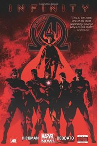 [New Avengers: Volume 2: Infinity (Hardcover) (Product Image)]