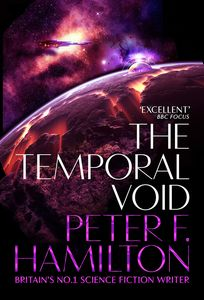 [Void Trilogy: Book 2: The Temporal Void (Product Image)]