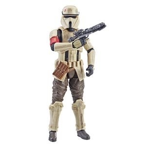 [Rogue One: A Star Wars Story: Vintage Collection Action Figure: Scarif Stormtrooper (Product Image)]