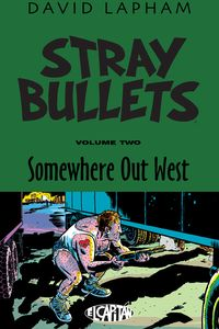 [Stray Bullets: Volume 2: Somewhere Out West (Product Image)]