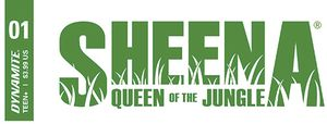 [Sheena: Queen Of The Jungle #1 (Cover F Blank Authentix) (Product Image)]