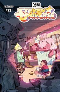 [Steven Universe: Ongoing #33 (Cover B Preorder Vendivil Variant) (Product Image)]