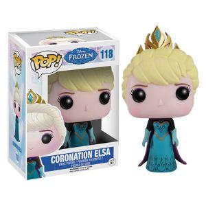 [Disney: Pop! Vinyl Figures: Coronation Elsa (Product Image)]
