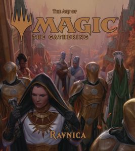 [Art Of Magic The Gathering: Ravnica (Hardcover) (Product Image)]
