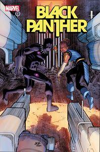 [Black Panther #1 (Romita Jr Variant) (Product Image)]