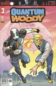 [Quantum & Woody (2020) #3 (Pre-Order Variant) (Product Image)]