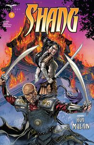 [Shang #3 (Cover A Riviero) (Product Image)]
