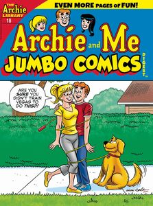 [Archie & Me: Jumbo Comics Digest #18 (Product Image)]