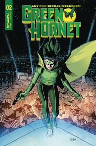 [Green Hornet #2 (Cover B Chen) (Product Image)]