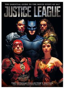 [Justice League: Official Collector's Edition (Hardcover) (Product Image)]