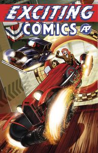 [Exciting Comics #1 (Speedway Variant Cover) (Product Image)]
