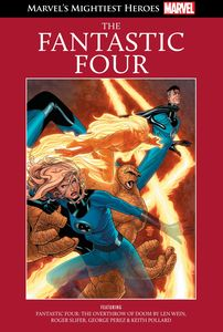[Marvel's Mightiest Heroes: Volume 32: Fantastic Four (Product Image)]