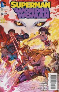 [Superman/Wonder Woman #16 (Product Image)]