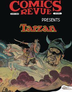 [Comics Revue Presents April 2019 (Product Image)]