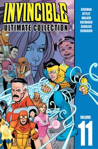 [Invincible: Ultimate Collection: Volume 11 (Product Image)]