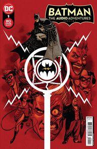 [Batman: The Audio Adventures Special (Product Image)]