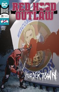 [Red Hood: Outlaw #28 (Product Image)]