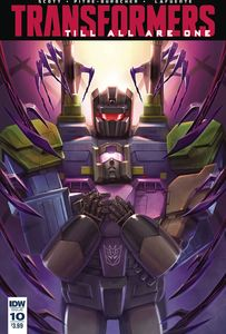[Transformers: Till All Are One #10 (Product Image)]
