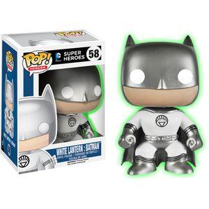 [DC: Pop! Vinyl Figure: White Lantern Batman (Glow In The Dark) (Product Image)]