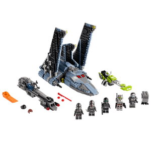[LEGO: Star Wars: The Bad Batch: Attack Shuttle (Product Image)]