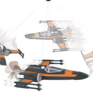 [Star Wars: The Force Awakens: Ceiling Flyer: Poe Dameron's X-Wing (Product Image)]