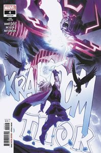 [Thor #4 (3rd Printing Klein Variant) (Product Image)]