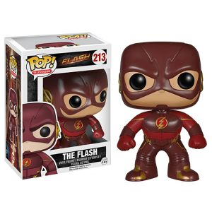 [DC: Flash TV Series: Pop! Vinyl Figures: The Flash (Product Image)]