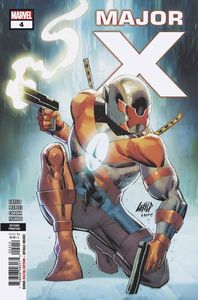[Major X #4 (2nd Printing Liefeld Variant) (Product Image)]