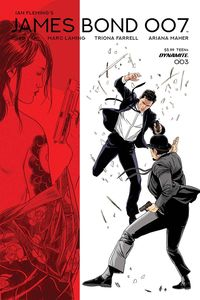 [James Bond: 007 #3 (Cover D Laming) (Product Image)]