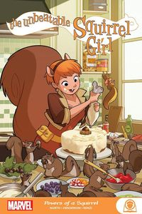 [Unbeatable Squirrel Girl: Powers Of A Squirrel (Product Image)]