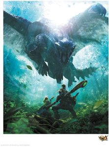 [Monster Hunter: Limited Edition Print: Encounter (Product Image)]