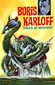 [Boris Karloff Tales Of Mystery Archives: Volume 5 (Hardcover) (Product Image)]