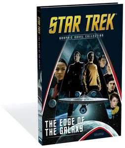 [Star Trek: Graphic Novel Collection: Volume 12: The Edge Of Galaxy (Hardcover) (Product Image)]