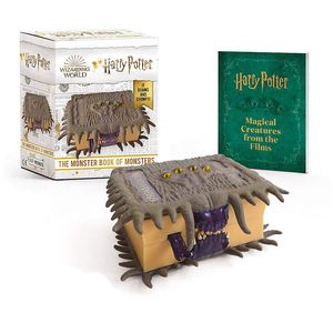 [Harry Potter: The Monster Book Of Monsters (Product Image)]