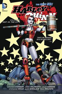 [Harley Quinn: Volume 1: Hot In The City (N52) (Product Image)]