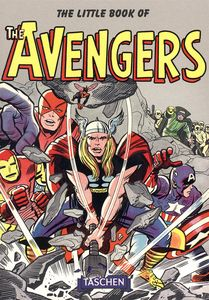 [The Little Book Of Avengers (Product Image)]