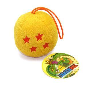 [Dragon Ball: Plush Keychain: Crystal Ball (Product Image)]