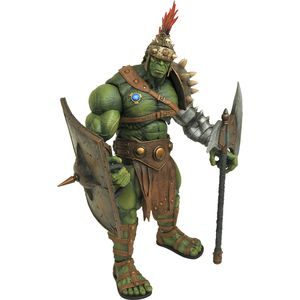[Marvel: Select Action Figure: Planet Hulk (Product Image)]