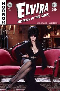[Elvira: Mistress Of The Dark #1 (Cover F Subscription Photo) (Product Image)]