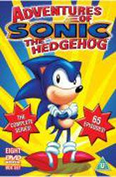 [Sonic The Hedgehog: The Complete Series (Product Image)]