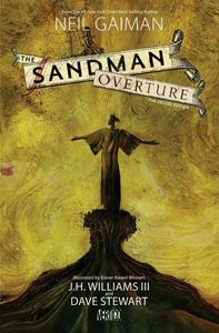 [Sandman: Overture (Deluxe Edition Hardcover - DM Edition) (Product Image)]