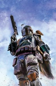 [Star Wars: War Of The Bounty Hunters Alpha #1 (Marco Turini Virgin Variant) (Product Image)]