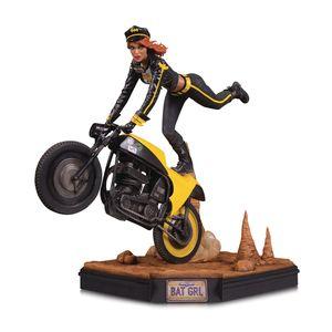 [Gotham City Garage Batgirl Statue (Product Image)]