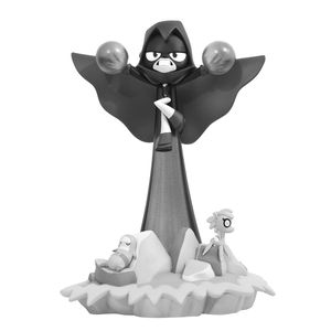 [DC: Teen Titans Go: Gallery PVC Statue: Raven (Product Image)]
