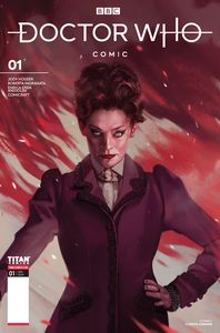 [Doctor Who: Missy #1 (Cover C Caranfa) (Product Image)]