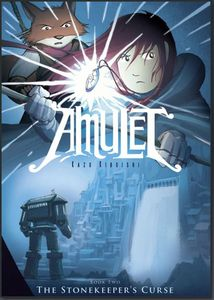 [Amulet: Book 2: Stonekeeper's Curse (Product Image)]