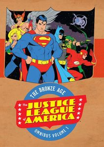 [Justice League Of America: The Bronze Age: Omnibus: Volume 1 (Hardcover) (Product Image)]